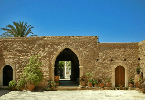Toplou Monastery